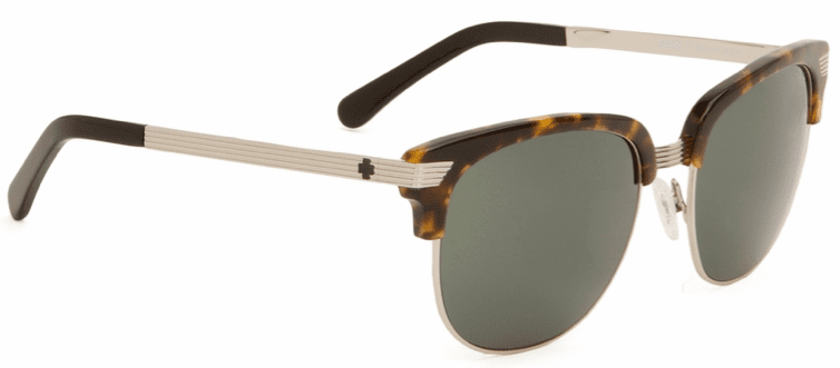 (Sale!!!) Spy Bleecker Sunglasses<br>Crosstown Collection<br>1956/Happy-Grey Green