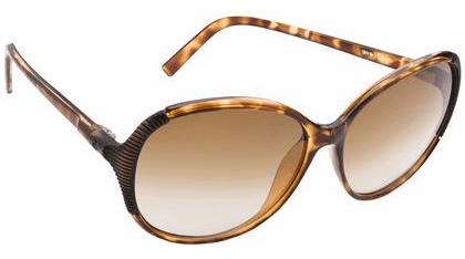 (Sale!!!) Spy Edyn Sunglasses<br>Brown Marble Tortoise/Bronze Fade