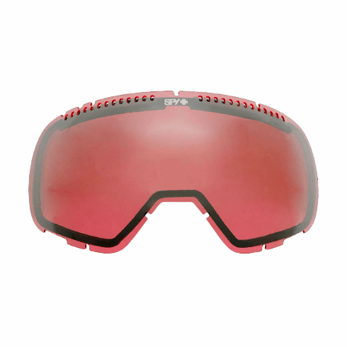 (Sale!!!) Spy Optic Platoon Replacement Lens<BR>Pink