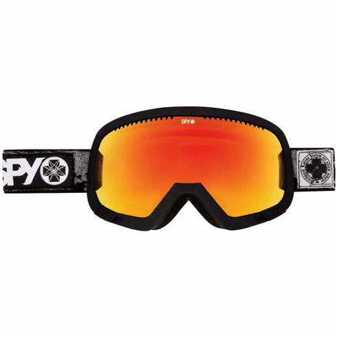 (Sale!!!) Spy Optic Platoon Snow Goggles<br>Danny Larsen/Bronze w Red Spectra + Bronze