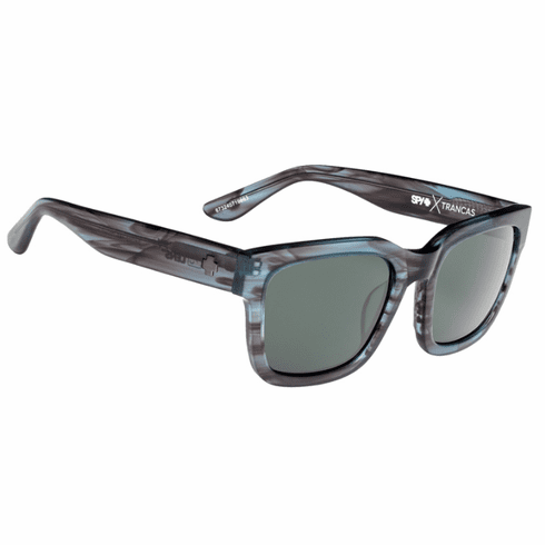 (Sale!!!) Spy Trancas Sunglasses<br>Grey Smoke/Happy Grey Green