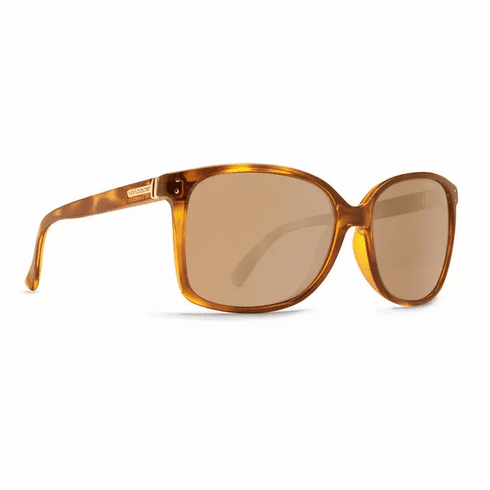 (Sale!!!) VonZipper Castaway Sunglasses<br>Tortoise Gloss/Gold Glo