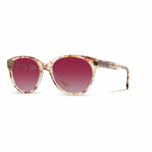 Shwood Madison Sunglasses<br>Blossom/Rose Flower/Rose Fade