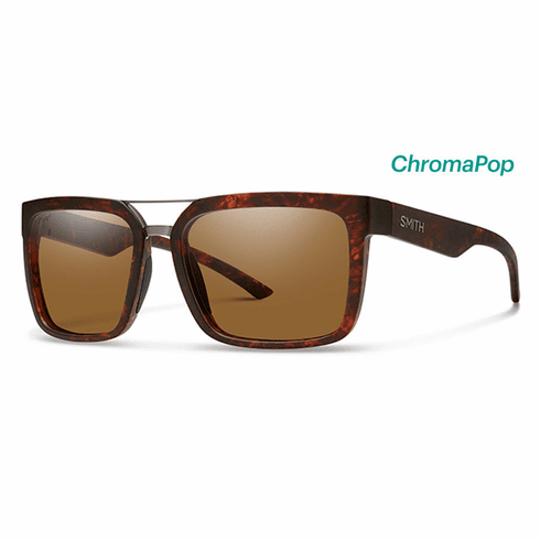 Smith Highwire Sunglasses<br>Matte Vintage Havana/Polarized Brown