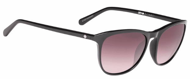 Spy Cameo Sunglasses<br>Black/Happy Merlot Fade