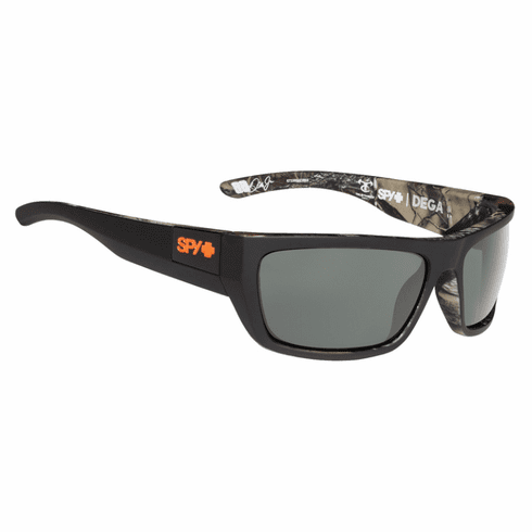 Spy Dega Sunglasses<br>True Timber/Happy Grey Green Polarized