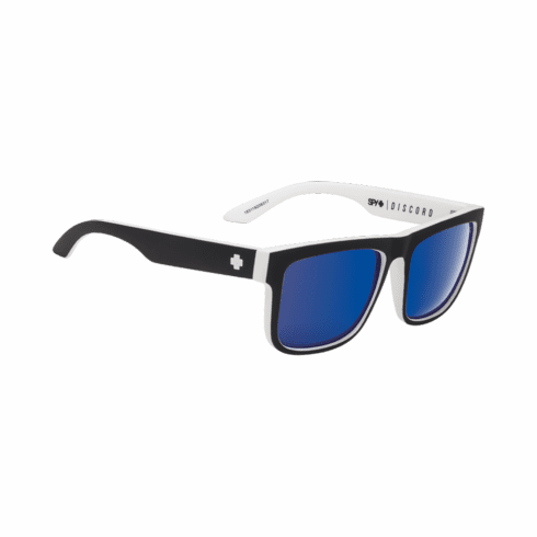 Spy Discord Sunglasses<br>Whitewall/Happy Bronze/Dark Blue Spectra