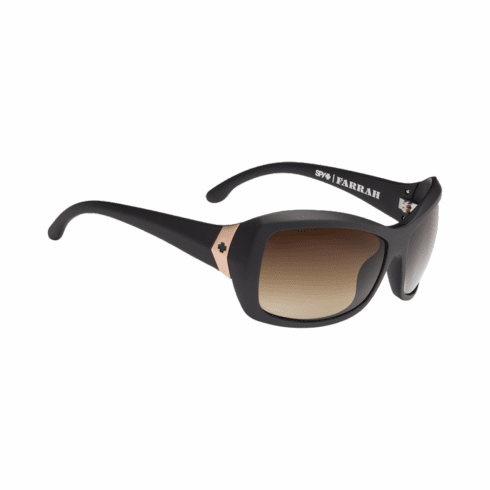 Spy Farrah Sunglasses<br>Femme Fatale/Happy Bronze Fade