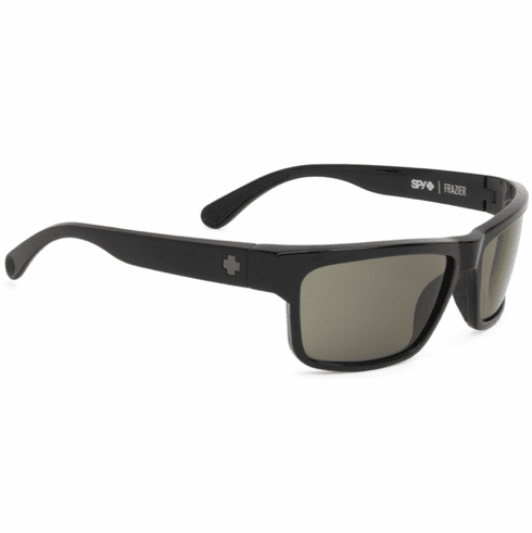 Spy Frazier Sunglasses<br>Black/Happy Grey Green Polarized
