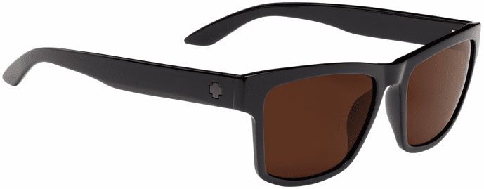 Spy Haight 2 Sunglasses<br>Black/Happy Bronze Polar