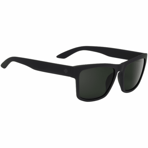 Spy Haight 2 Sunglasses<br>Soft Matte Black/Happy Gray Green