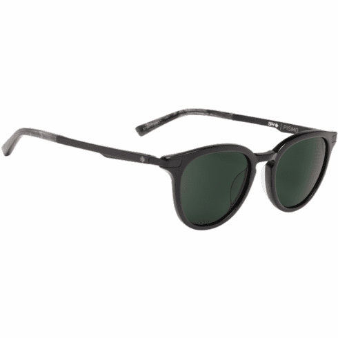 Spy Pismo Sunglasses<br>Black/Happy Gray Green