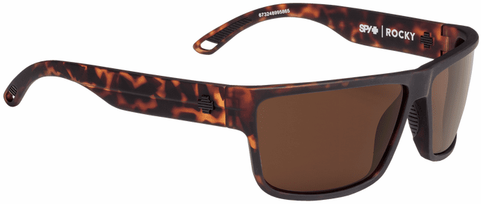 Spy Rocky Sunglasses<br>Matte Camo Tort/Happy Bronze