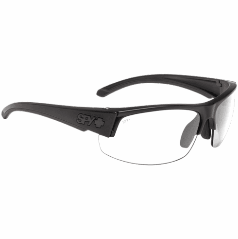 Spy Sprinter Sunglasses<br>Matte Black ANSI Rx/Clear