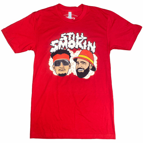 Still Smokin Tee