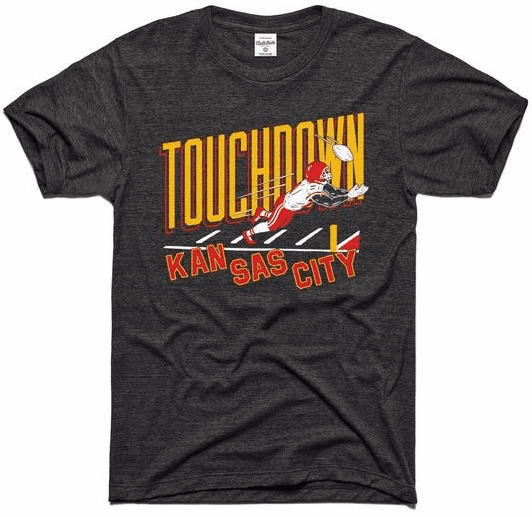 Touchdown Kansas City Tee