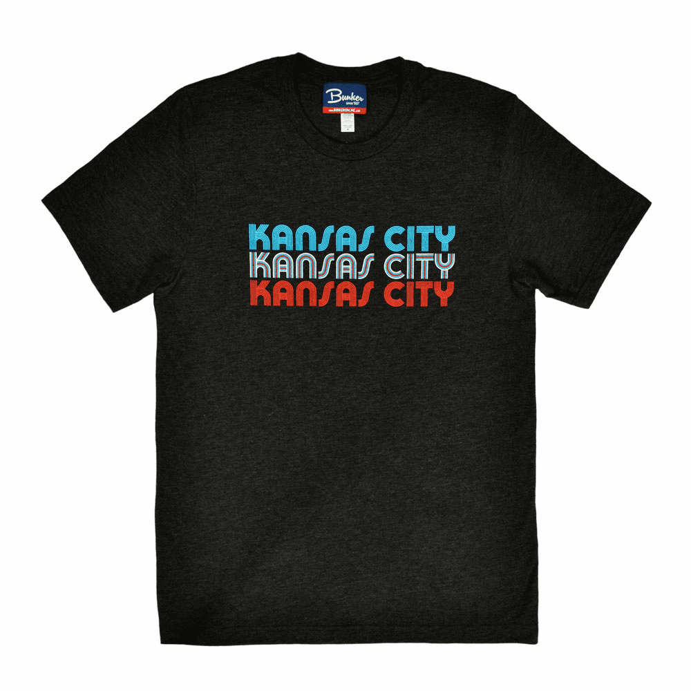 Unisex Kansas City Fever Tee<br>Black
