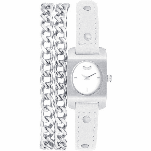 Vestal Jet Watch<br>White