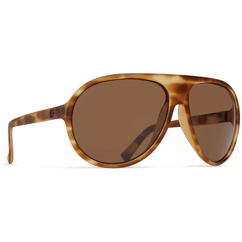 Vonzipper Rockford III Sunglasses<br>Tortoise Satin/Bronze