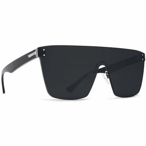 VonZipper ALT Donmega Sunglasses<br>Black Gloss/Grey