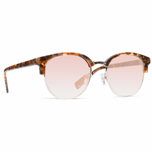VonZipper Citadel Sunglasses<br>Gold Tortoise/Flash Gold Chrome Gradient