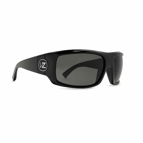 VonZipper Clutch Sunglasses<br>Black/Grey