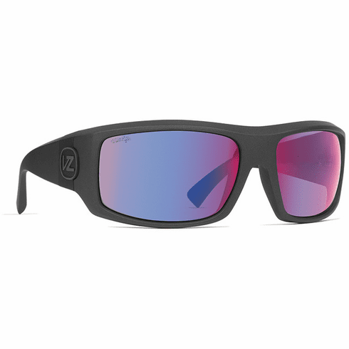 VonZipper Clutch Sunglasses<BR>Graphite Satin/Wild Plasma Chrome Polar