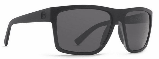 VonZipper Dipstick Sunglasses<br>Black Satin/Grey