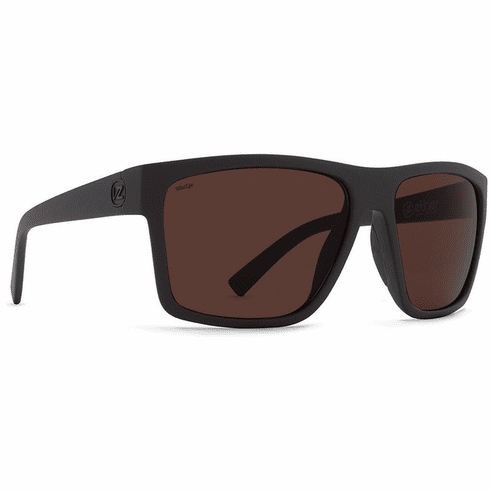 VonZipper Dipstick Sunglasses<br>Black Satin/Wild Rose Polar