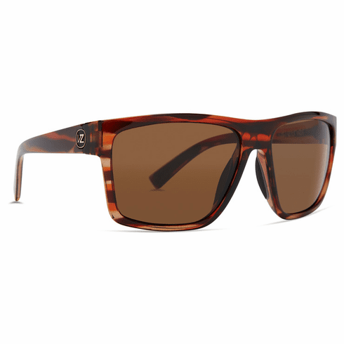 VonZipper Dipstick Sunglasses<br>Drama Brown/Vintage Grey