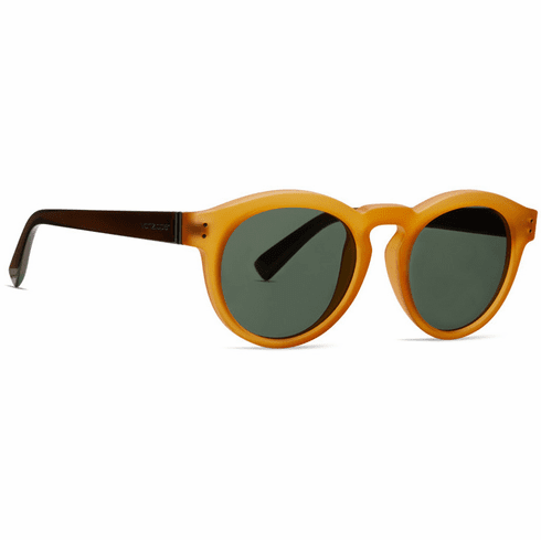 VonZipper Ditty Sunglasses<br>Black and Tan/Vintage Grey