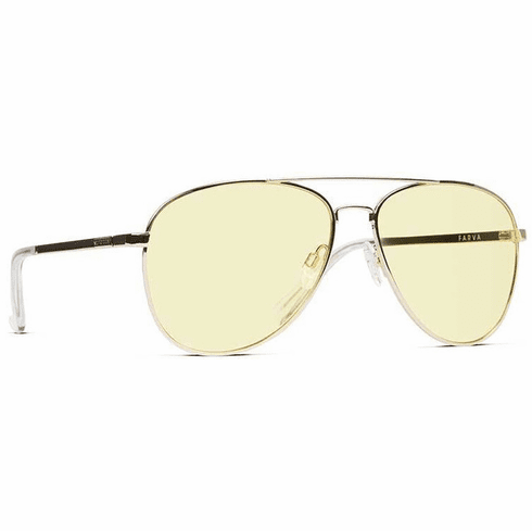 VonZipper Farva Sunglasses<br>Gold Gloss/Sunburst