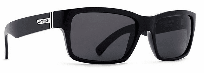 VonZipper Fulton Sunglasses<br>Black Gloss/Grey