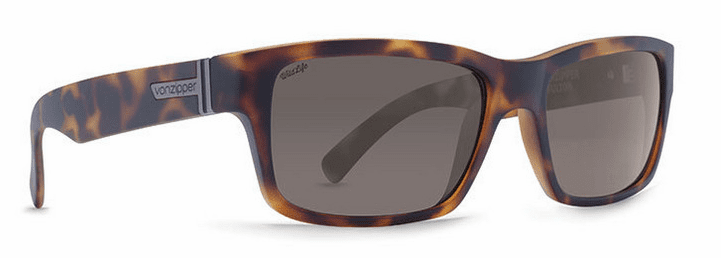 VonZipper Fulton Sunglasses<br>Tort Satin/Wildlife Vintage Grey Polar