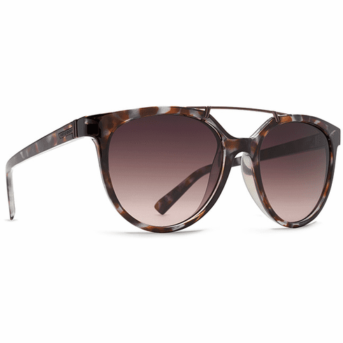 VonZipper Hitsville Sunglasses<br>Quartz Tort/Brown Gradient