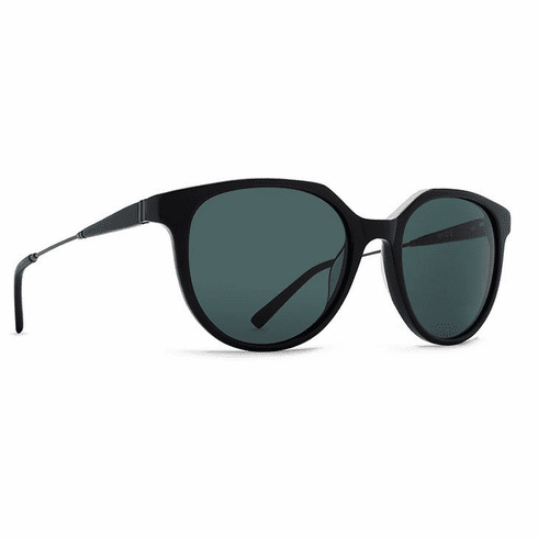 VonZipper Hyde Sunglasses<br>Black/Vintage Grey