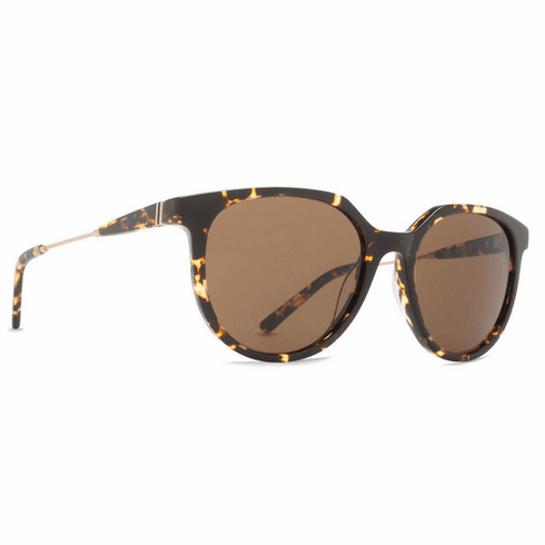 VonZipper Hyde Sunglasses<br>Tortoise Gloss Satin Gold/Bronze