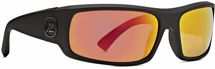 VonZipper Kickstand Sunglasses<br>Black/Lunar Chrome