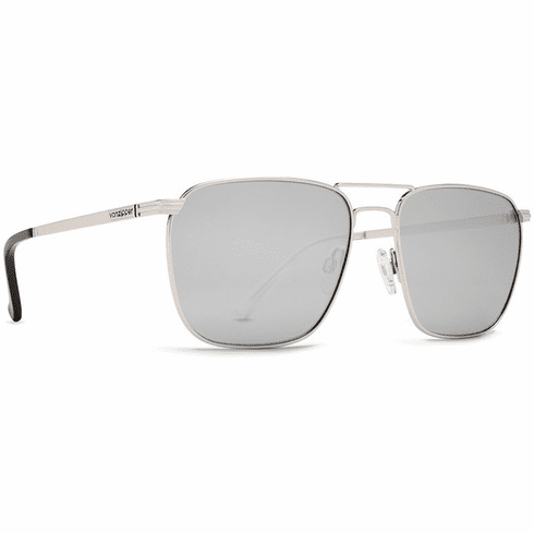 VonZipper League Sunglasses<br>Silver Gloss/Grey Chrome