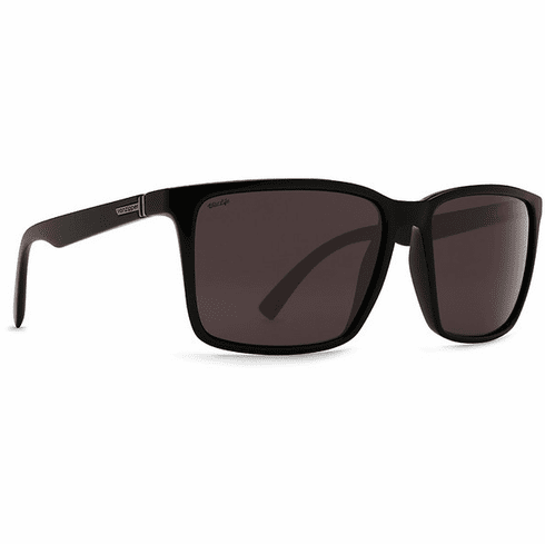 VonZipper Lesmore Sunglasses<br>Black Satin/Wild Rose Polar