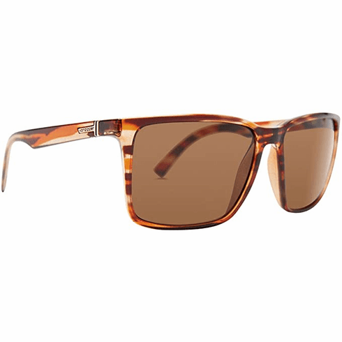 VonZipper Lesmore Sunglasses<br>Drama Brown/Vintage Grey