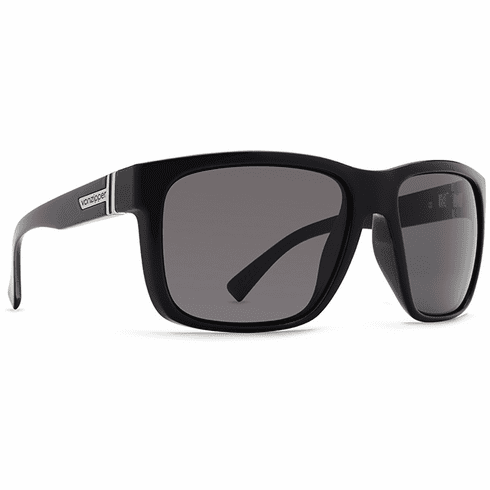 VonZipper Maxis Sunglasses<br>Black Gloss/Vintage Grey