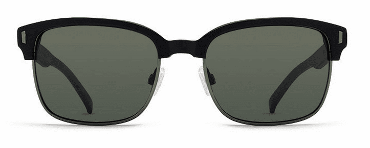 VonZipper Mayfield Sunglasses<br>Black Gloss/Vintage Grey