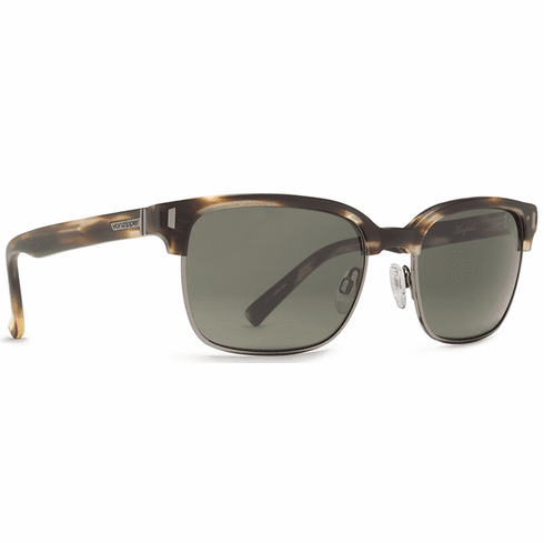 (SALE!!!) VonZipper Mayfield Sunglasses<br>Tortoise Satin/Grey