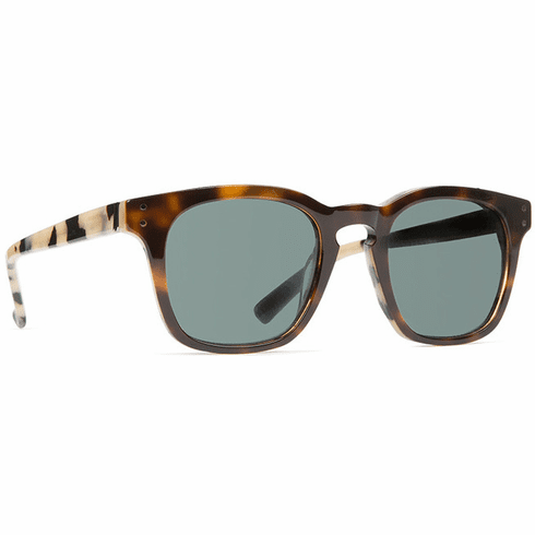 VonZipper Morse Sunglasses<br>Double Tortoise/Vintage Grey