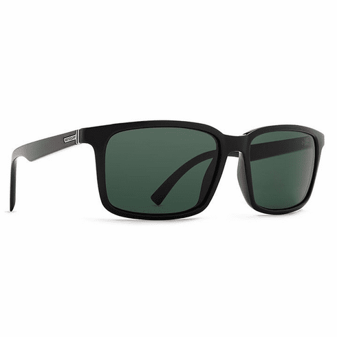 VonZipper Pinch Sunglasses<br>Black Gloss/Vintage Grey
