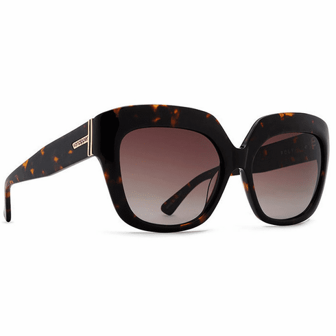 (SALE!!!) VonZipper Poly Sunglasses<br>Tortoise/Gradient