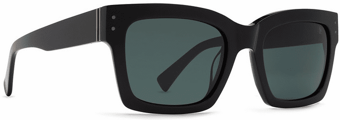 VonZipper Roscoe Sunglasses<br>Black Gloss/Vintage