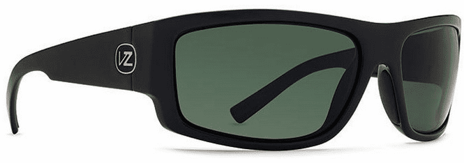 VonZipper Semi Sunglasses<br>Black Gloss/Vintage Grey