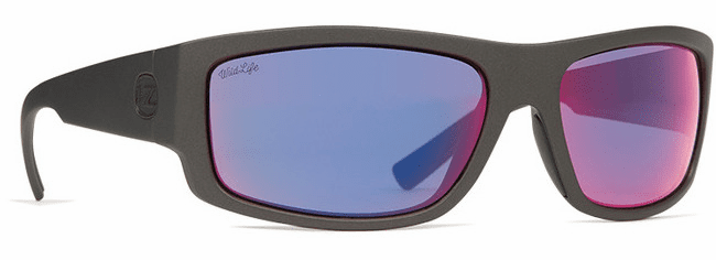 VonZipper Semi Sunglasses<br>Graphite Satin/Wild Plasma Chrome Polar